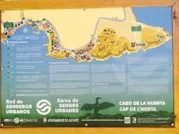 Cabo Map Cabo De Las Huertas