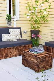 Deko Garten Selber Machen Holz Von Der Schnöden Holzkiste Zum Flambierten Tisch Eclectic Hamilton