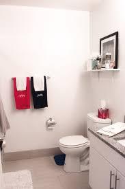 home tour bathroom makeover reveal a classy fashionista
