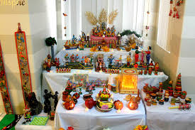 Decoration For Navratri At Home Navratri Indian Festival Celebrations U0027bommalakoluvu