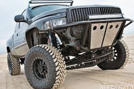 2001 dodge ram 2500 bumper 1206or 03 thrill generator 2001 dodge 2500 4x4 rigid industries 50