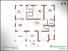 3 bhk single floor house plan architecture kerala 3 bhk single floor kerala house plan and
