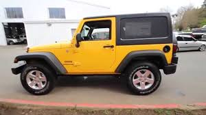 jeep baja edition 2015 jeep wrangler sport baja yellow fl636745 redmond