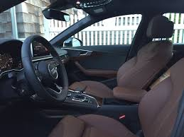 audi a4 2016 interior nougat brown interior dilemma audiworld forums