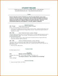 college graduate resume college graduate resume objective