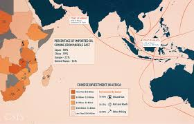 United International Route Map by 18 Maps That Explain Maritime Security In Asia Asia Maritime