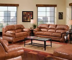 Leather Sofa Set For Living Room Sofa Glamorous Brown Leather Sofa Sets Genuine Living Room