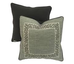 leopard ribbon leopard ribbon design pillows quatrine furniture