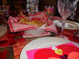 Romantic Dinner At Home by Valentine U0027s Day Ideas For Your Husband