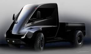elon musk says tesla pickup truck will be bigger than ford f 150