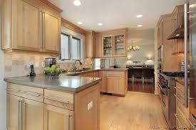 wood kitchen ideas goodlooking light wood kitchen cabinets adding comfort and
