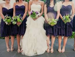 Purple Wedding Bouquets Purple And Green Wedding Ideas Weddings By Lilly