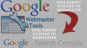 submit xml sitemap google webmaster tools 2016