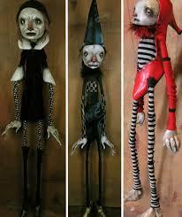 Marionette Doll Halloween Costume Creepy Love Random