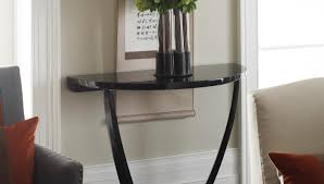 table amazing semi circle console table about remodel home decor