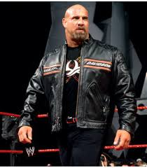 mc jacket harley davidson bill goldberg biker black leather jacket