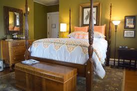 asheville b u0026b macintosh room with private balacony and fireplace