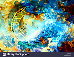 astrological symbol zodiac abstract color background computer
