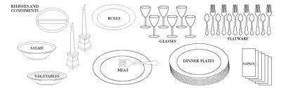 wedding ideas buffet table settings