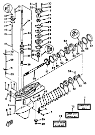 yamaha outboard motors parts diagram periodic tables