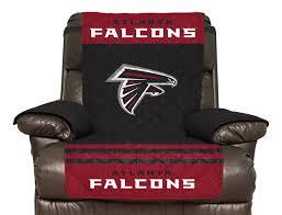 amazon com nfl dallas cowboys recliner reversible furniture