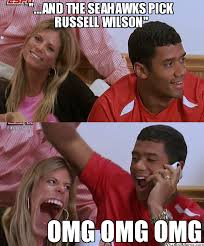 Russell Wilson Wife Meme - itt we honor russell your jimmies wilson 56k am rustled ign boards