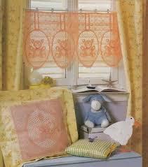 Crochet Curtain Designs Crochet Curtain Patterns Part 5 Beautiful Crochet Patterns And