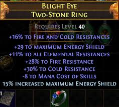 gold rings poe images Crafted an insane elreon ring pathofexile png