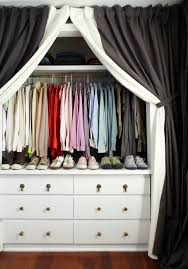 Clothes Storage No Closet Store Clothes Without A Closet