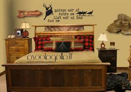 hunting decor for boys room