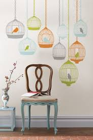best images about wall collages pinterest picture walls bird cage wall decals