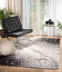Zen Floor L Zen 04 Gray Abstract Area Rug Buy Rite Rugs