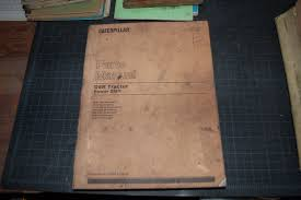 100 d8n manual caterpillar service manuals item ax9271 sold