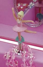 Childrens Music Boxes Twinkle Twinkle Little Star Ballerina Fairy Musical Jewellery Box