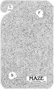 printable hard maze games printable maze puzzles for adults printable maze 20 mazes