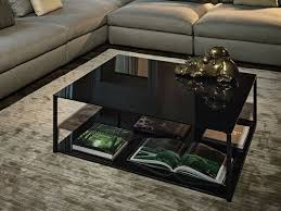 isola glass coffee table by arketipo design gordon guillaumier