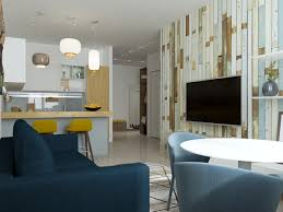 small apartments with open concept layouts design by style studio