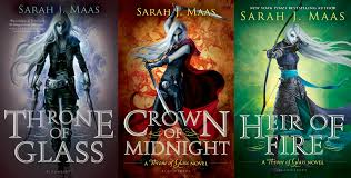 throne of glass novels to be adapted as a tv series