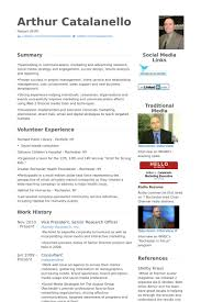 Interactive Resume Examples by Research Officer Resume Samples Visualcv Resume Samples Database