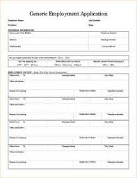 application for employment california template 28 images 6