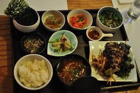 cuisine du p駻ou seoul low ou comida saludable coreana con estilo propio