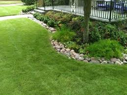 Rocks For Garden Edging Garden Rock Border Rock Borders Excellent Rock Garden Borders In