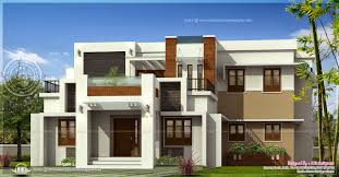 contemporary house plans with flat roof amazing house plans