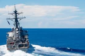 Us Flagged Merchant Ships Updated Uss John Mccain Collides With Chemical Tanker In The