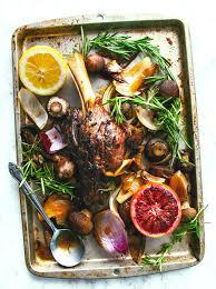classic roasted leg of lamb u2013 north dixie kitchen