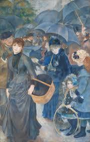 the umbrellas renoir painting wikipedia