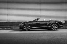 bentley black convertible bentley continental gt v8 convertible 7 day diary