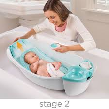 baby shower tub summer infant soothing waters baby bath spa walmart canada