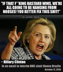 Hillary Clinton Cell Phone Meme - we all hang from nooses jenny hatch