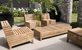 Sofas And Armchairs Design Ideas Modern Outdoor Furniture Decoist Modern Wood Outdoor Furniture